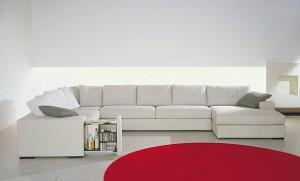 divano su misura Tino Mariani