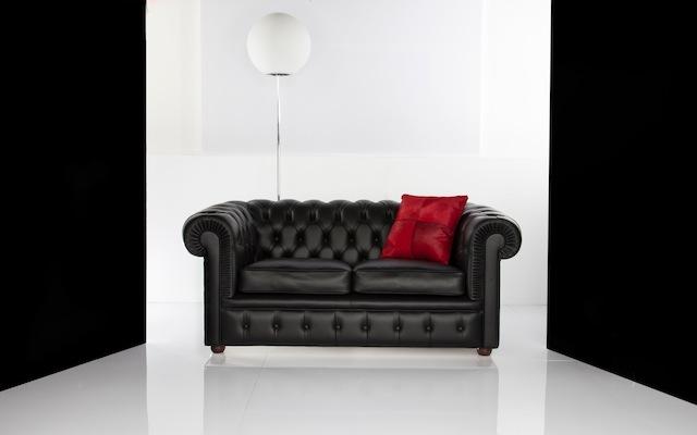 Divani chester in pelle divani e divani letto su misura - Divano letto chester ...